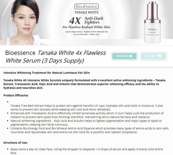 Samplestore web Bio Essence