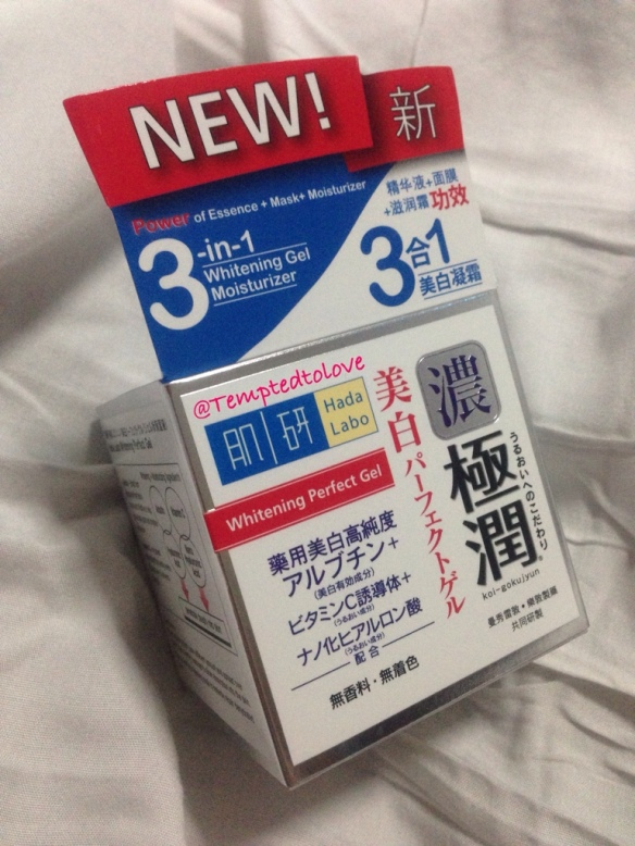 Hada Labo Whitening Perfect Gel