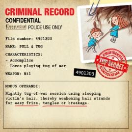 ESS_Criminal Record_Pull n Tug