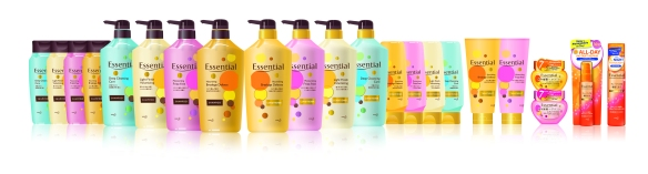 Essential_750ml & 200ml InBath & Outbath Family