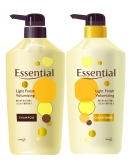 Essential_Light Finish Volumizing_SP & CD_750ml