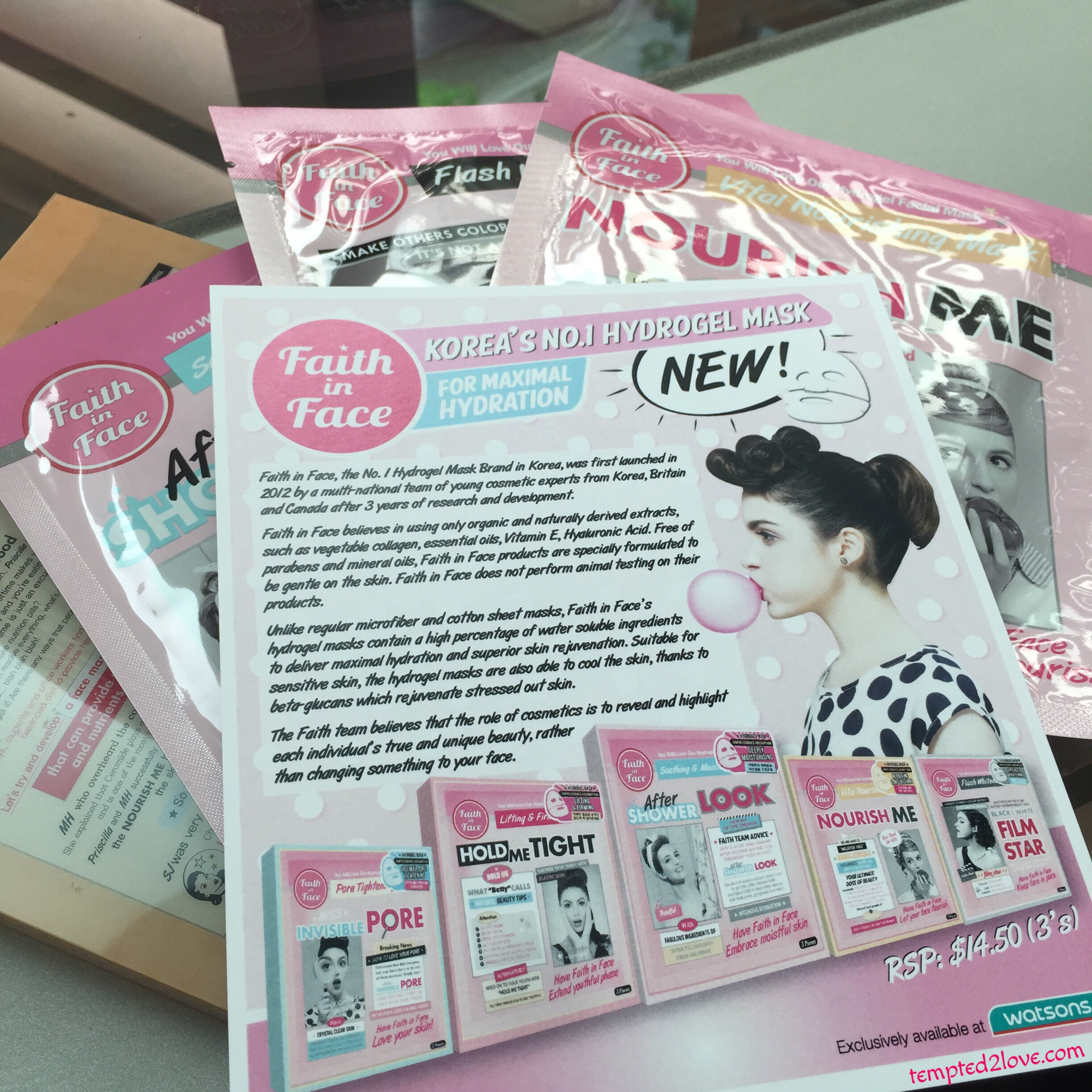 8a512bf937c 1 Hydrogel Mask Brand in Korea, was first launched in 2012 by a  multi-national team of young cosmetic experts from Korea, Britain and  Canada after 3 years ...